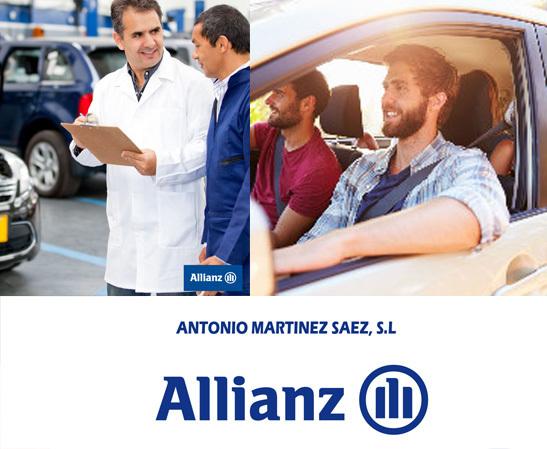 Seguro coche Allianz Murcia