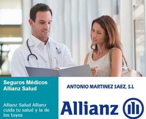 Seguros salud Allianz Murcia 2020