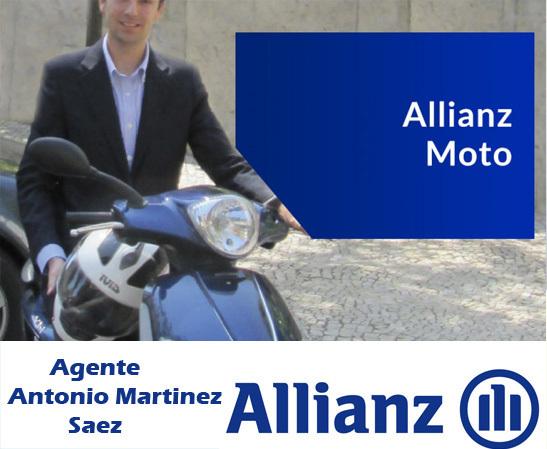 seguro Allianz moto Murcia jovenes