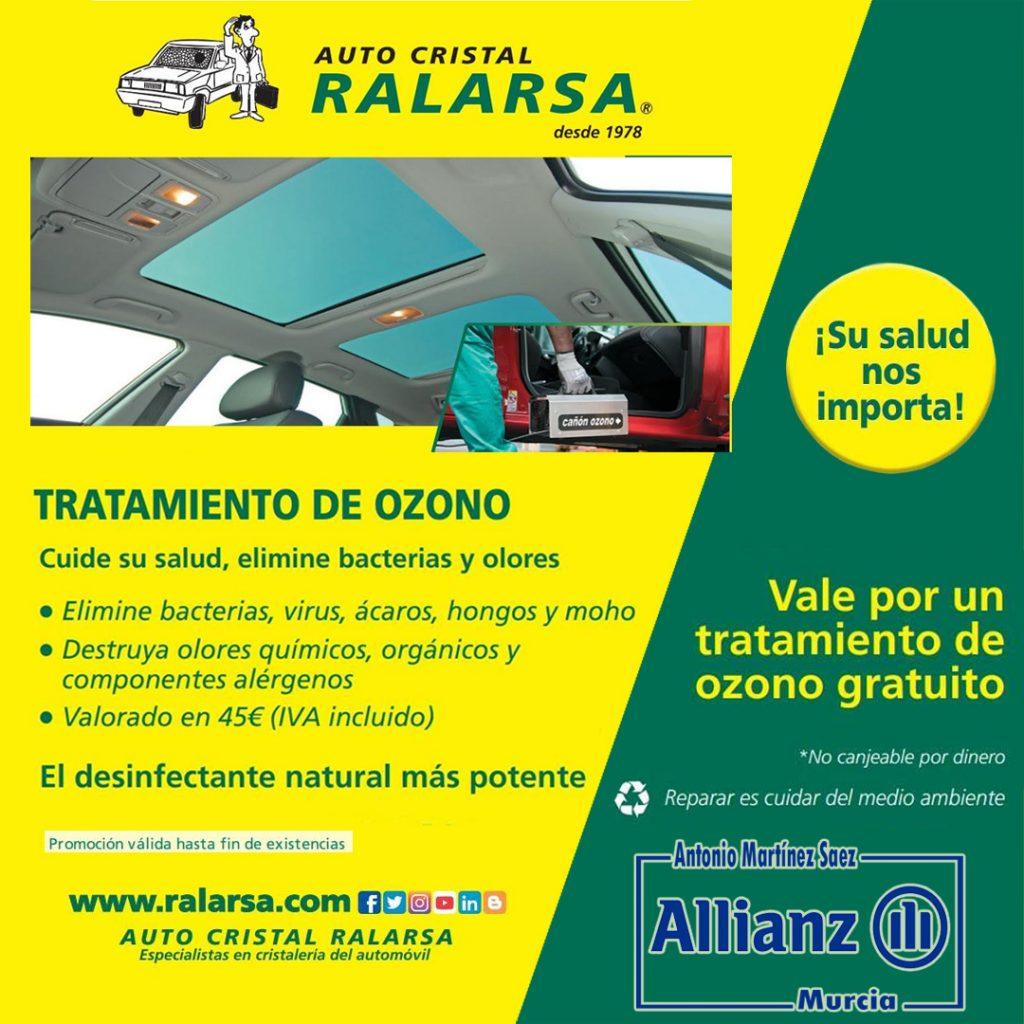vale ozono vehiculo