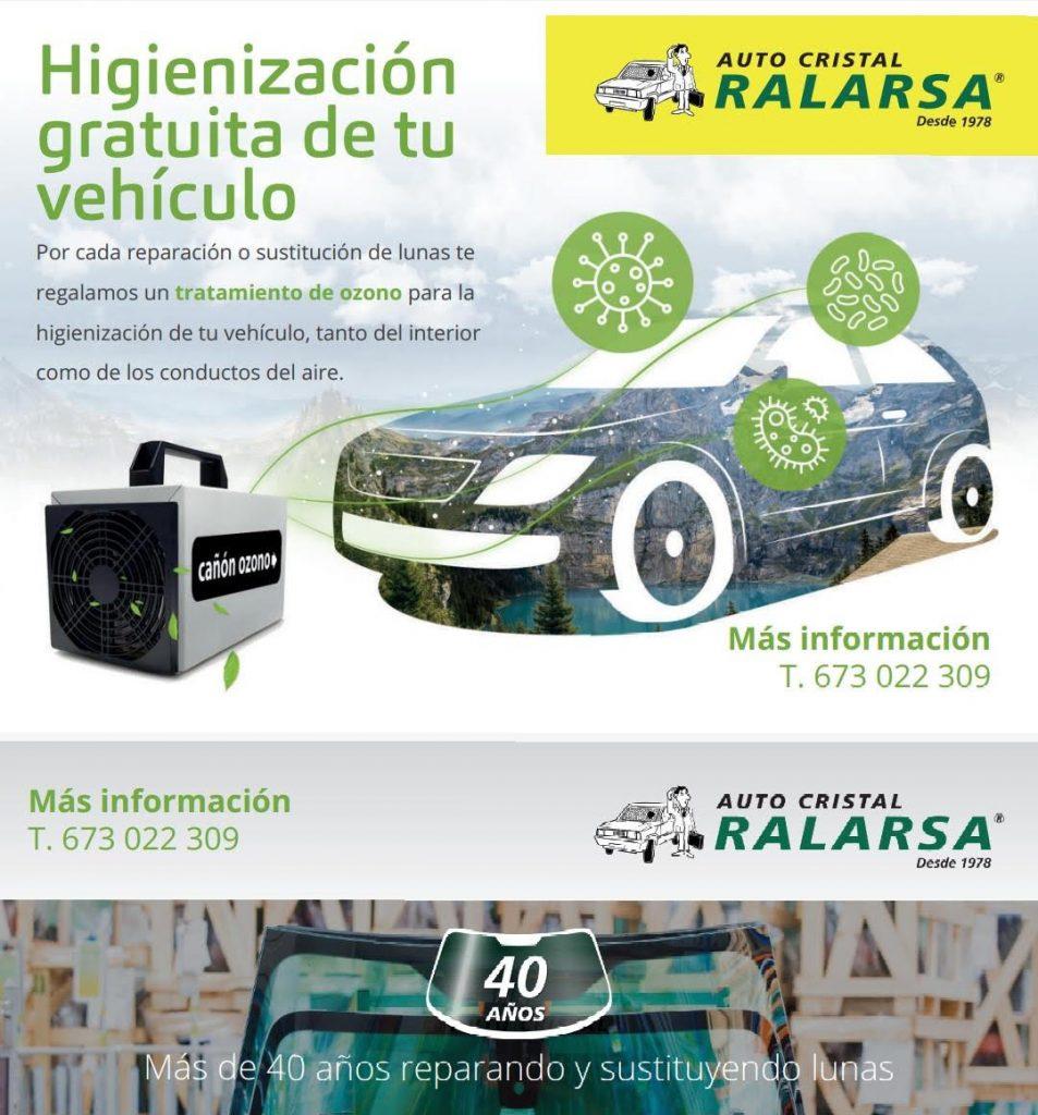 ozono para vehiculos