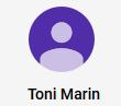 Toni MARÍN