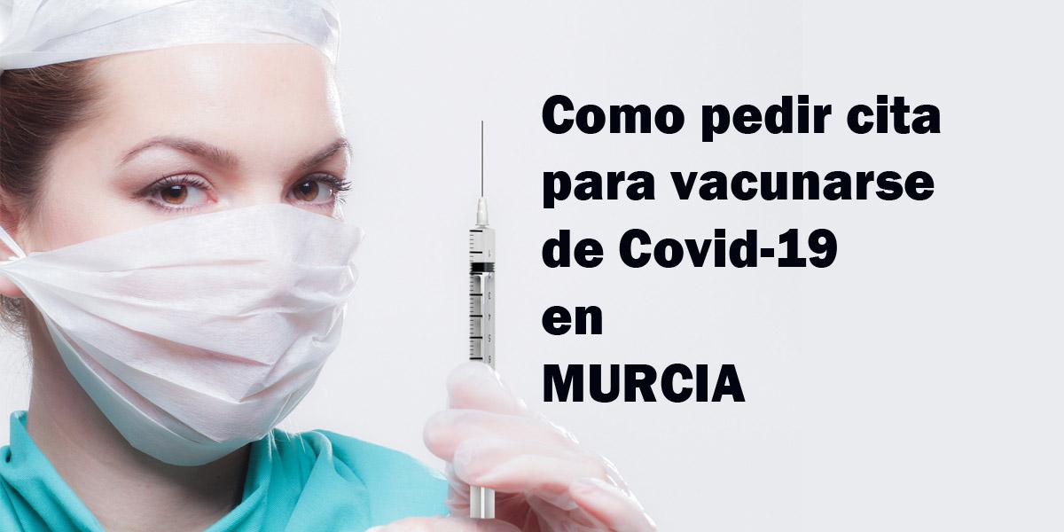 cita para vacunarse