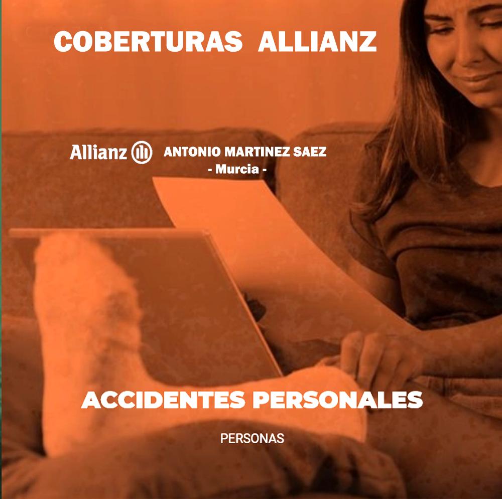 coberturas accidentes personales